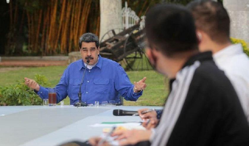 Maduro expulsa a la embajadora de la Unión Europea de Venezuela tras sanciones a diputados