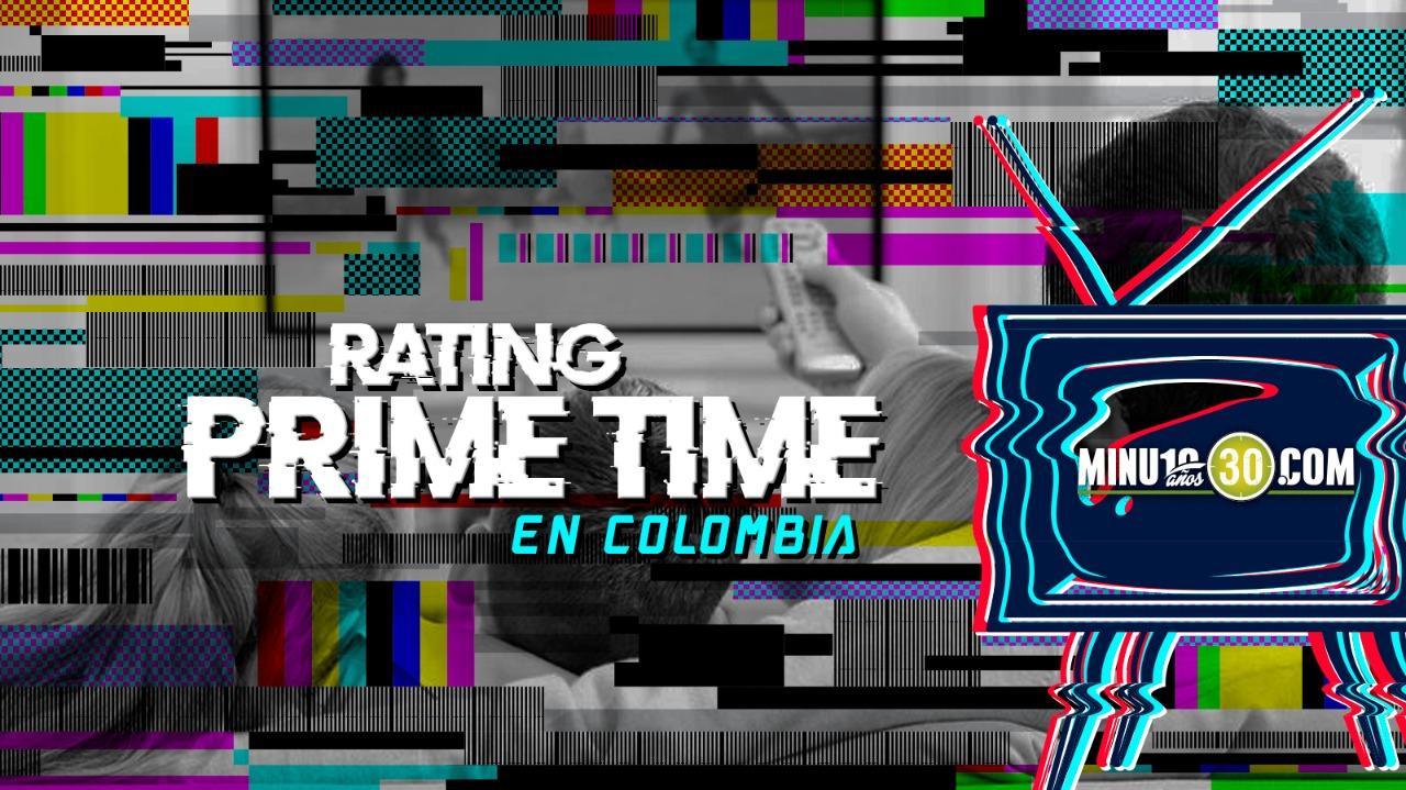 rating televisión