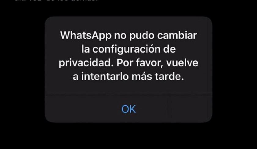 A WhatsApp no le está saliendo el 'en línea' y 'escribiendo' y los usuarios 'enloquecen'