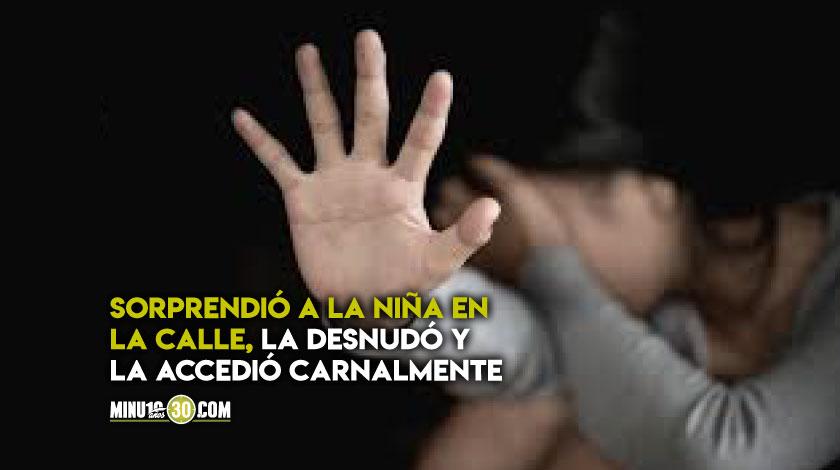 Amonestacion y servicios sociales para un adolescente de 14 anos que violo a una nina de 11