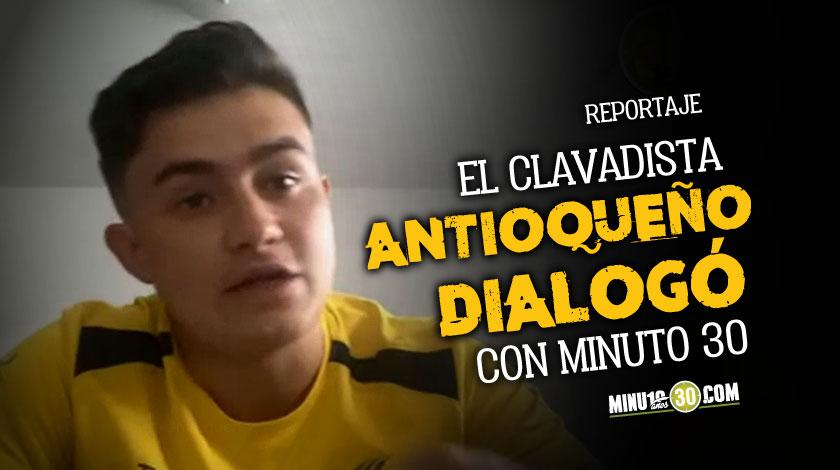 Daniel Restrepo dice que la cuarentena ha afectado mucho la preparaciOn hacia los OlImpicos