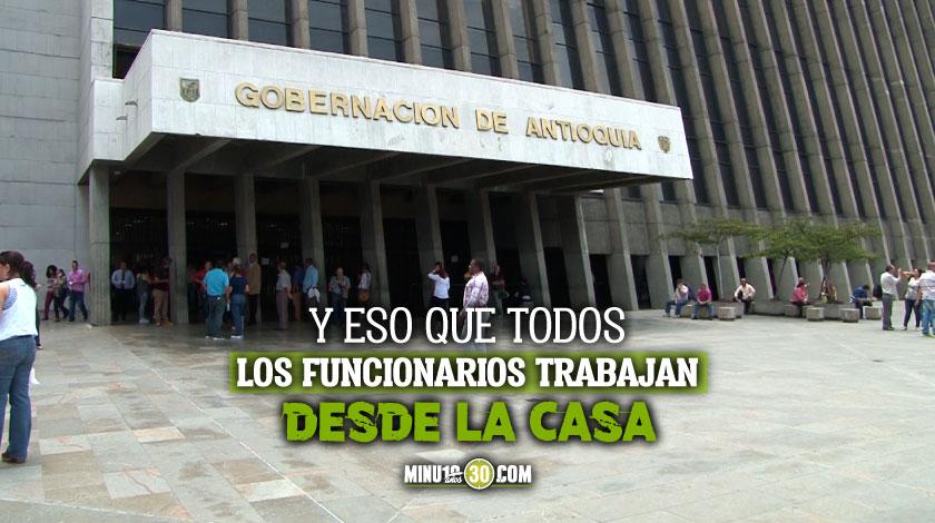En que imprimen A la Gobernacion de Antioquia le aprobaron 500 millones solo para copias
