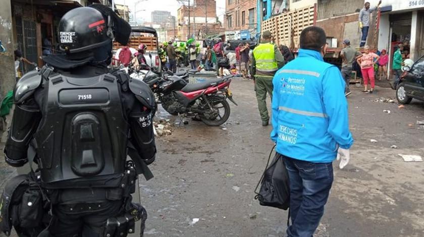 Esmad La Paz Medellín
