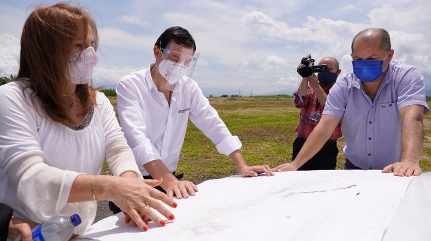 Contralor proyecto AeroPalestina