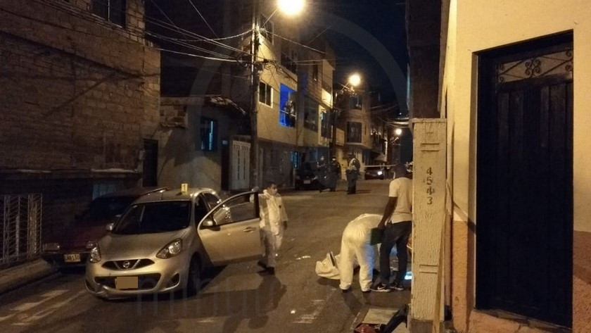copacabana homicidio