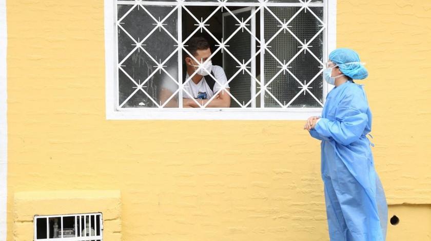 cuarentena kennedy bogota ciudad coronavirus covid capital pais
