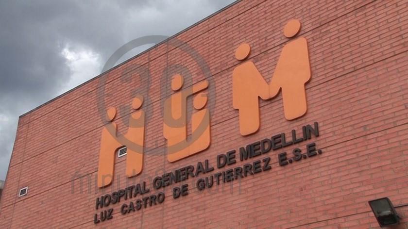 Hospital General de Medellín desmiente pruebas covid domiciliarias