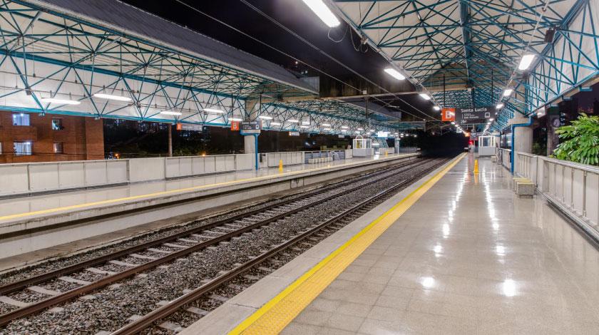 Metro de Medellín: Inconveniente técnico en Línea A del Metro de Medellín afecta varias estaciones del Sur