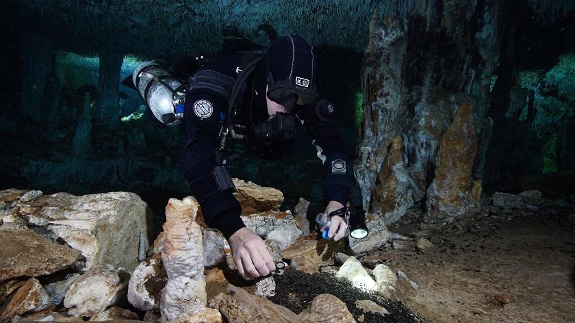 Halladas en Yucatán las minas de ocre más antiguas del continente americano