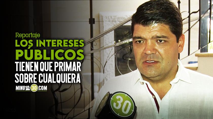 Antioquia no puede repetir la historia de Reficar Juan Diego Gomez otro senador que respalda demanda de EPM