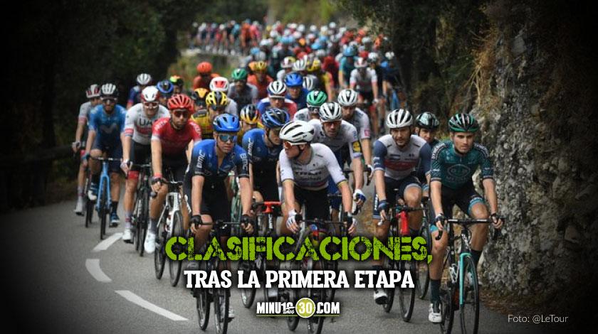 Asi les fue a los colombianos en la primera etapa del Tour de Francia