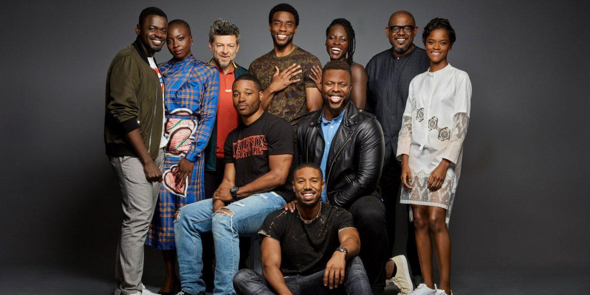 Black Panther gana el mejor reparto en los premios SAG
