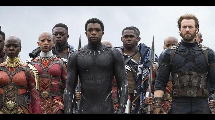 Chadwick Boseman 'Black Panther'