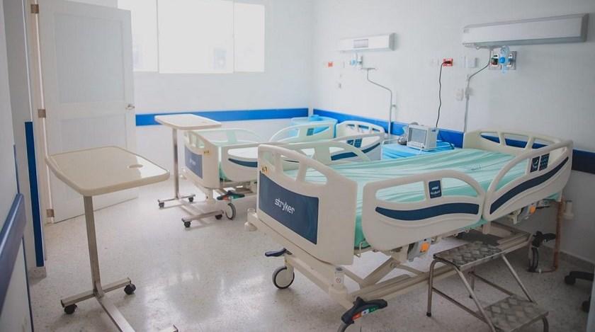 ocupación de camas UCI en Medellín disminuyó a 75 %