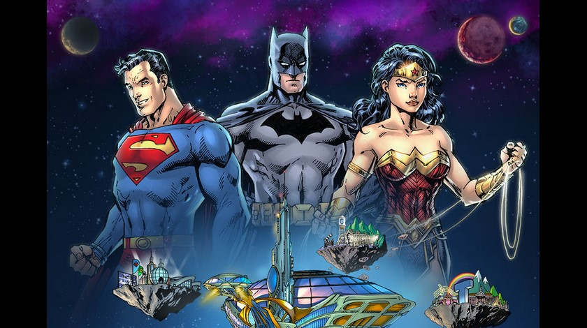 DC Famdome Warner Bros