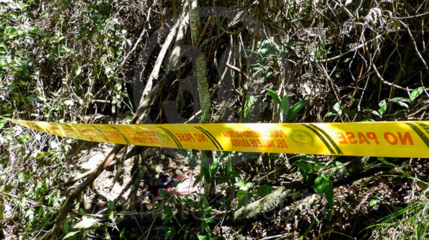 DOBLE HOMICIDIO EN ZONA BOSCOSA DE BELLO 31 08 2020 2