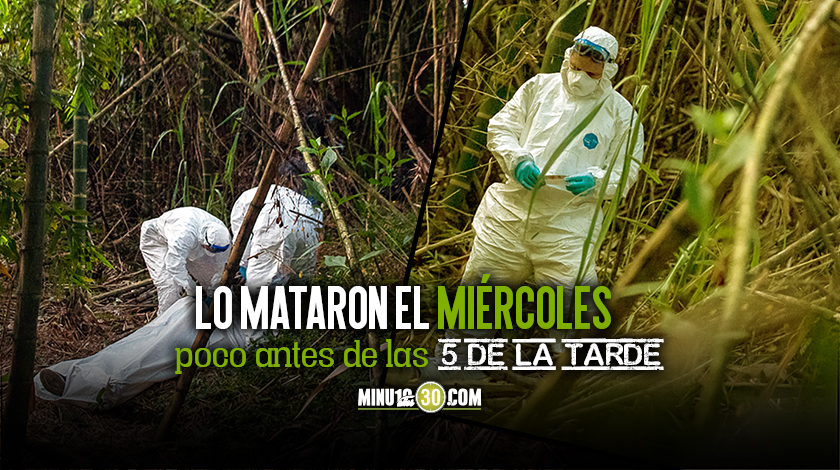 No identificaron al hombre asesinado en Palenque