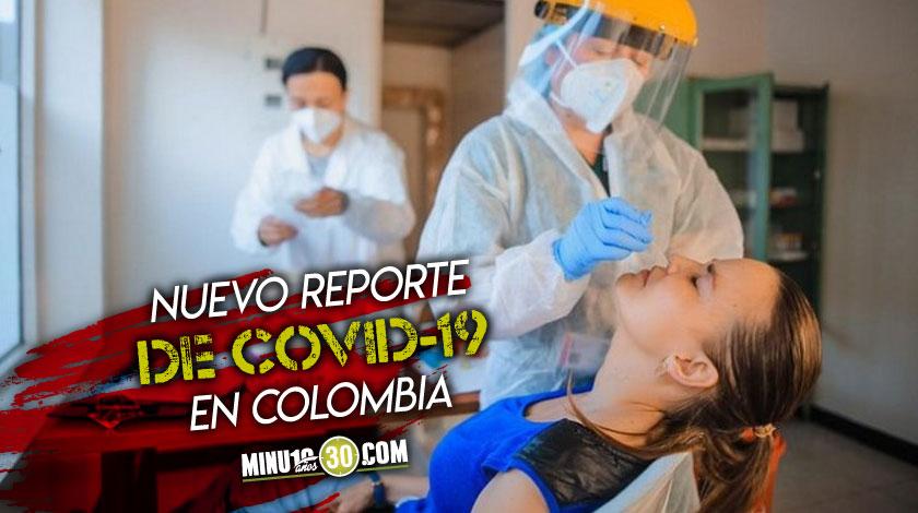 Nuevos casos de contagio