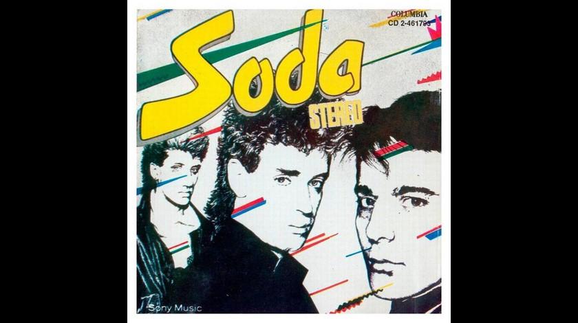 Soda Stereo 36 años