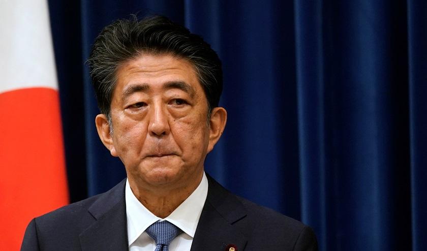 renuncia de Shinzo Abe como primer ministro de Japón