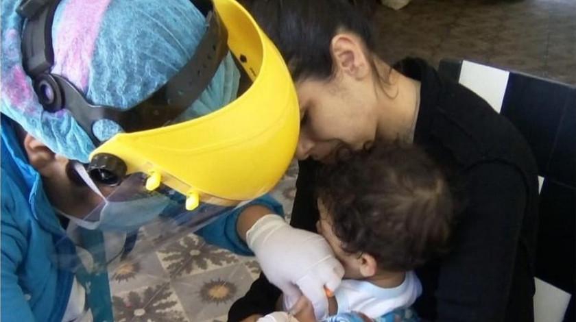 Vacunacion en tiempos de pandemia menores