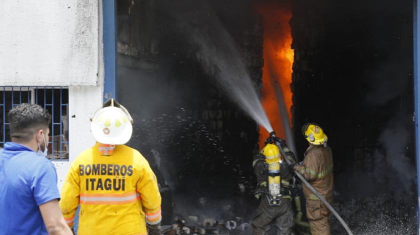 bomberos itagui