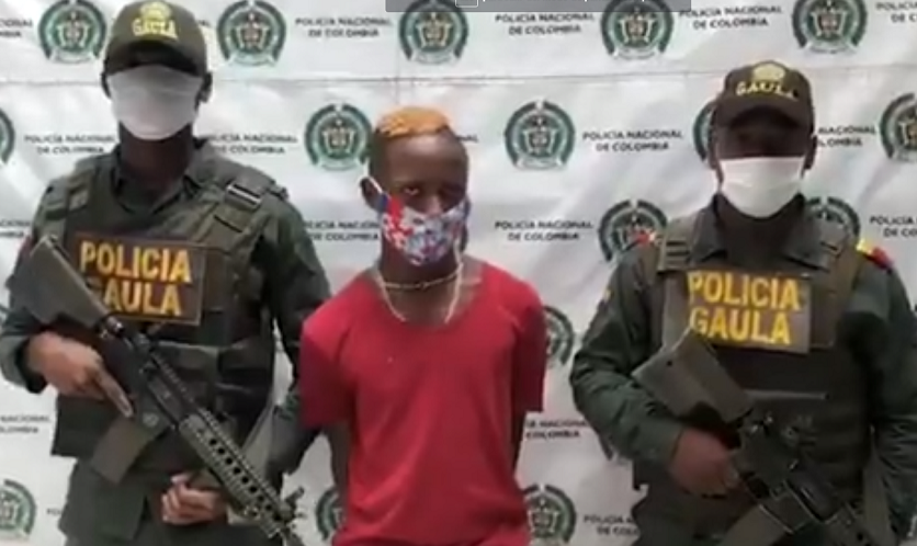 """Cayó el 'brayitan' de los """"mexicanos"""" que delinquen en Chocó"""