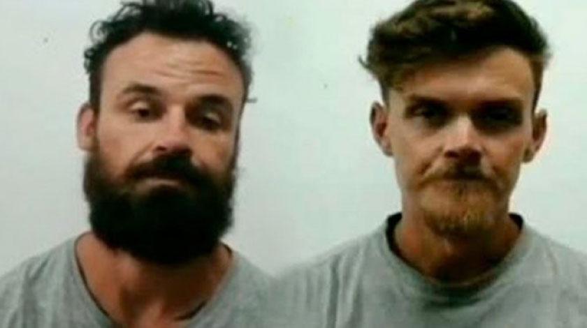estadounidenses preso ataque maduro gedeon