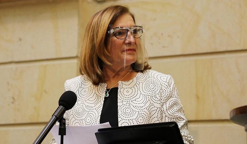 """""""Una trayectoria intachable"""", Duque felicitó a la nueva Procuradora Margarita Cabello"""
