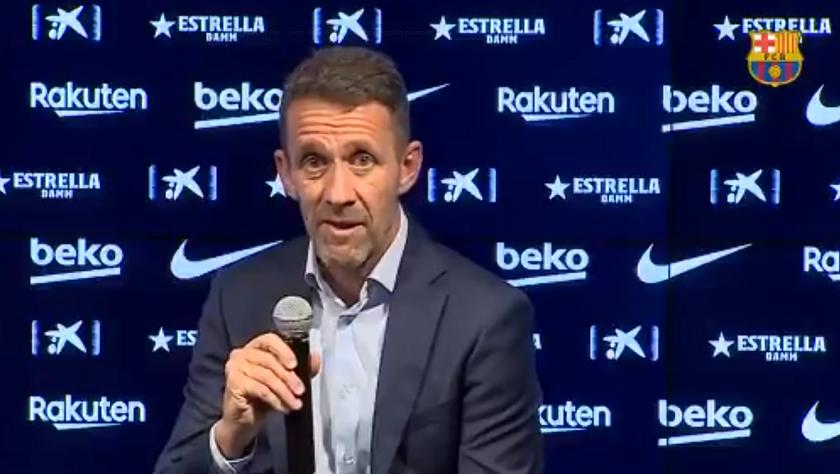 Barcelona habla de la situación con Messi