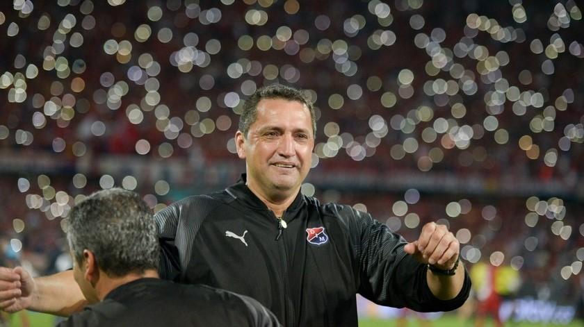 Aldo Bobadilla en Independiente Medellin 10 1