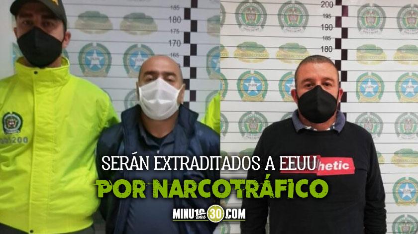 Capturados exfuncionarios de Migracion y funcionario Colombia