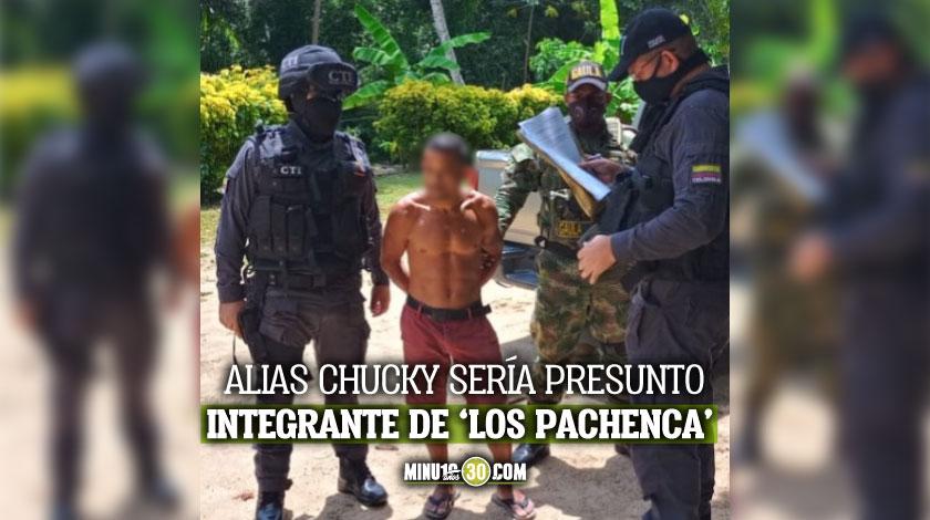 Cayo alias Chuky quien acepto que asesino a un lider social en la Sierra Nevada de Santa Marta