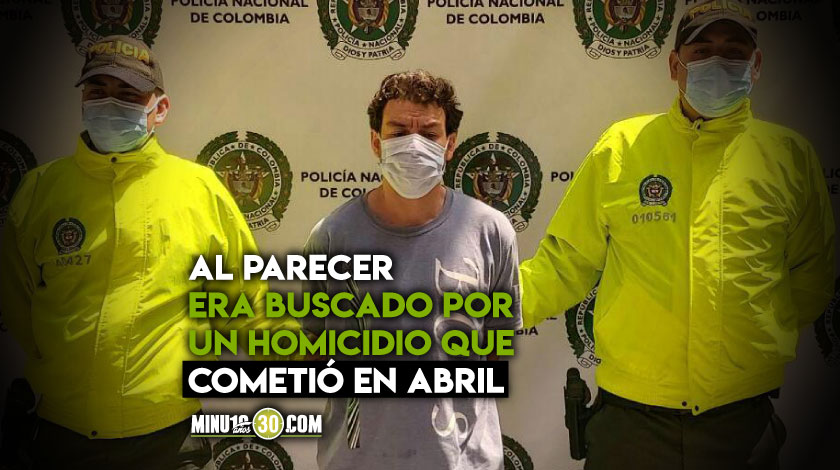 Cayo alias Rolo presunto jefe de sicarios de El Mesa una de las bandas criminales de Bello