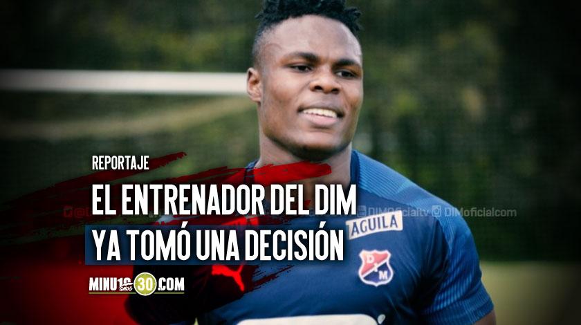 Contara Medellin con Yulian Gomez para los partidos de Copa Libertadores Bobadilla responde