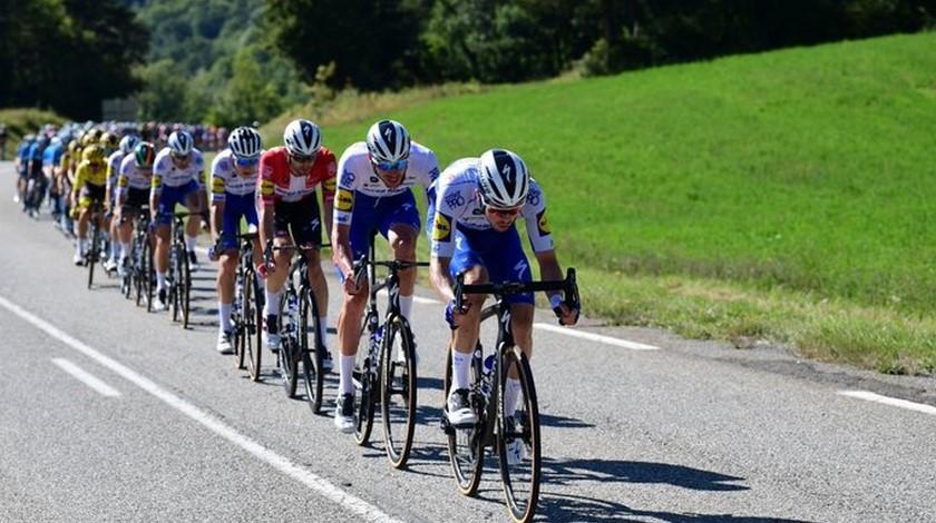 Cuarta etapa Tour de Francia 2
