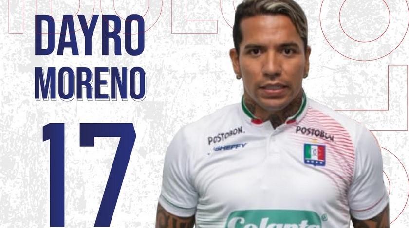 Dayro Moreno 1