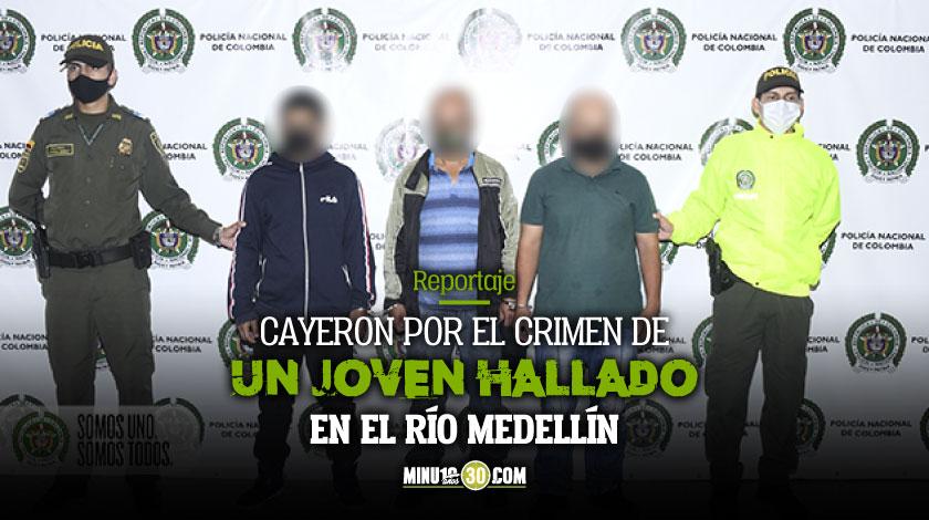 Duro golpe Capturan a Cuca Descabezado y Feto miembros de Los Triana que torturaban y asesinaban en Medellin