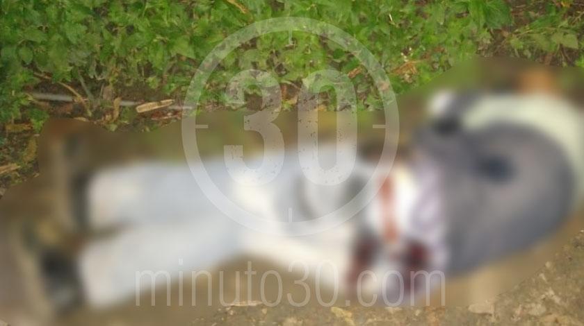 En zona boscosa de el Cerro El Volador mataron a un adulto mayor 2