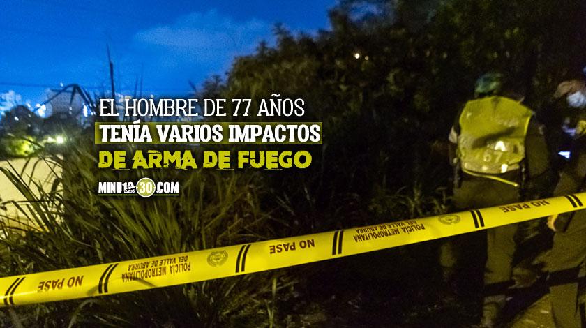 En zona boscosa de el Cerro El Volador mataron a un adulto mayor