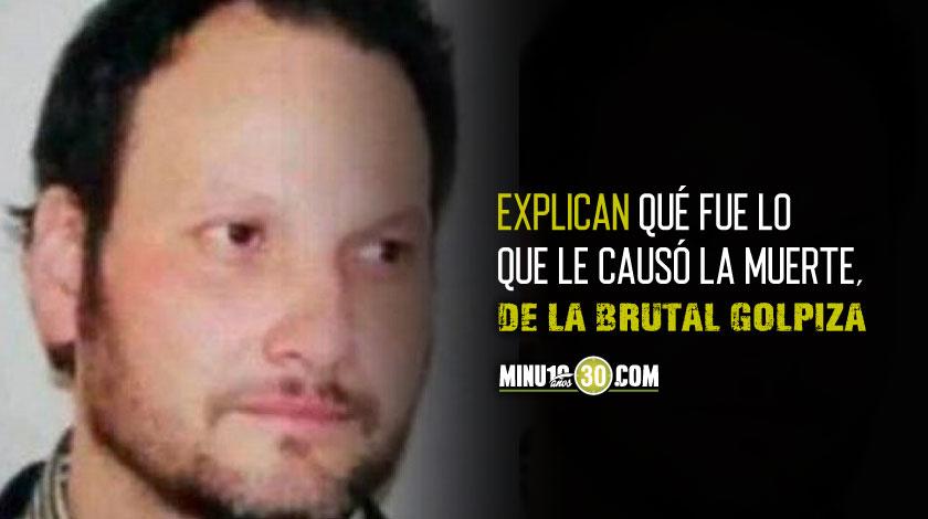 Es contundente Medicina Legal revelo su informe de la muerte de Javier Ordonez