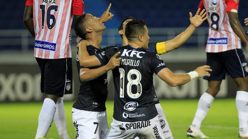 Ecuador tendrá por primera vez en la historia tres equipos en octavos de la Libertadores