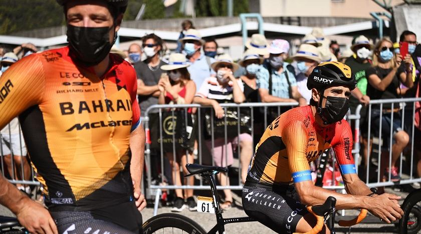 """Mikel Landa sobre el Tour 2020: """"Hay miedo a precipitarse"""""""