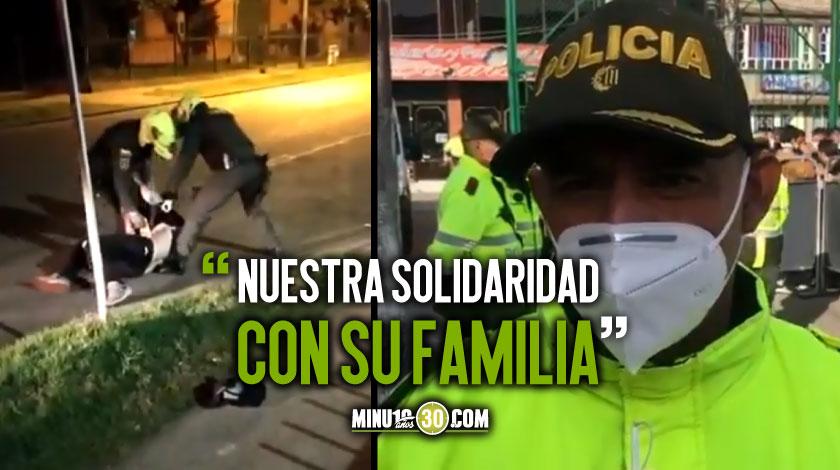 Policia habla sobre muerte del abogado en procedimiento en Bogota