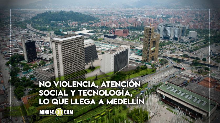 Que buena Estructura administrativa de Medellin se robustece con importantes Secretarias y Gerencias