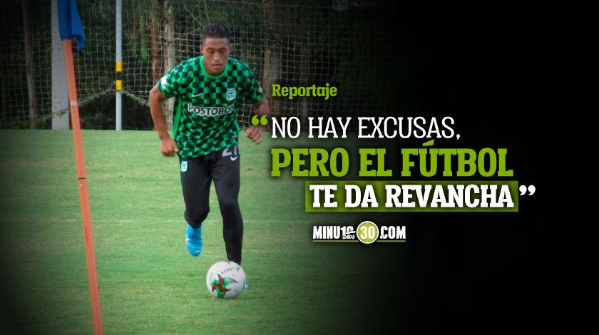 Sebastian Gomez autocritico ve ante Tolima la oportunidad de resarcir lo hecho en Manizales