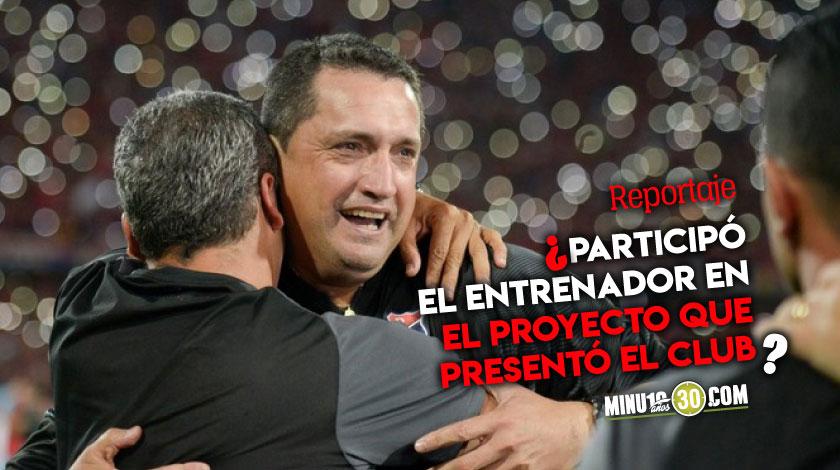 Tiene Medellin con que obtener un titulo internacional antes de 2024 Bobadilla responde