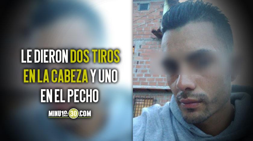 Un joven de 24 anos fue asesinado en el Barrio Ospina