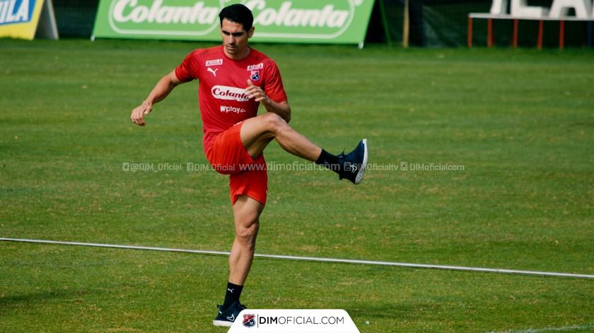 Walter Rodriguez volante de Independiente Medellin 5