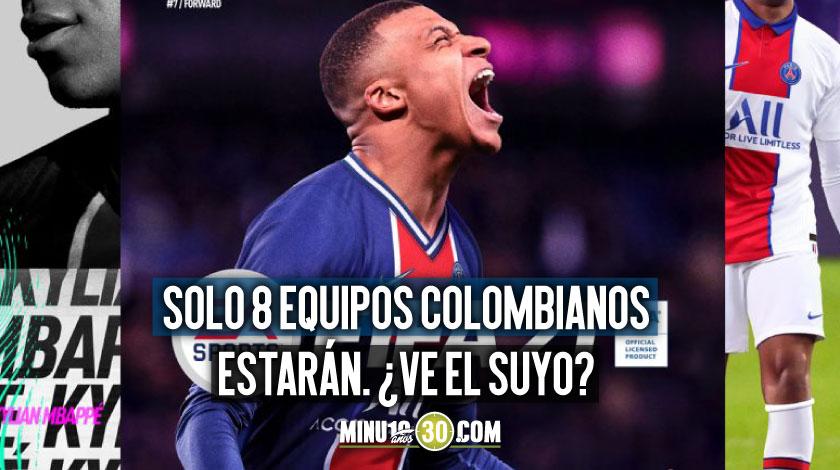 Y eso que somos dizque la quinta mejor del mundo Liga colombiana no saldra en FIFA 21